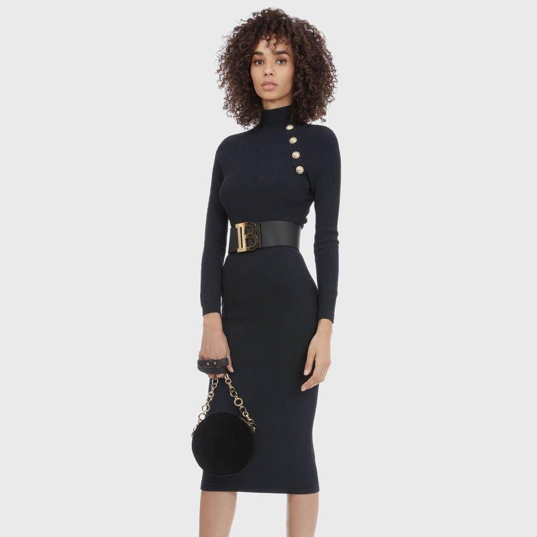 Объект желания: платье-футляр