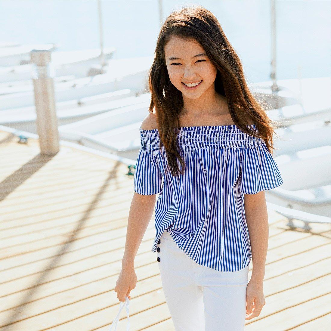 Polo Ralph Lauren: новинки для девочек