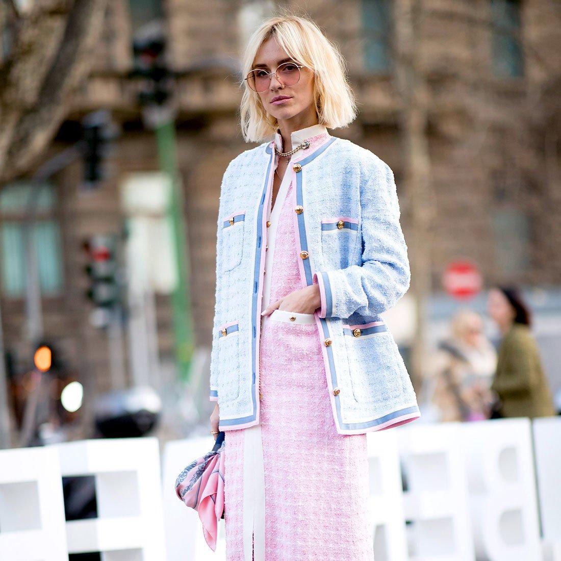Street style:<br>Неделя моды в Милане