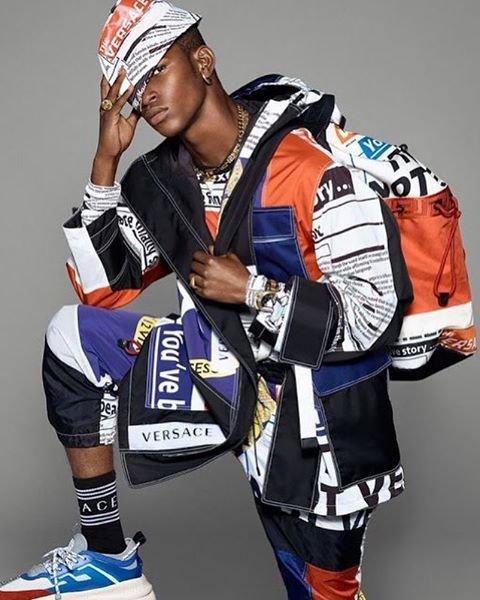 M Versace