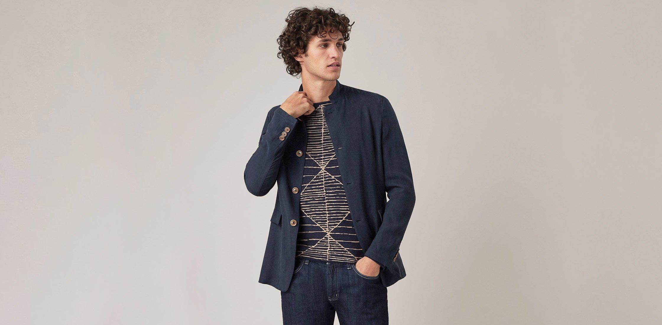 Модная идея: образы с пиджаком