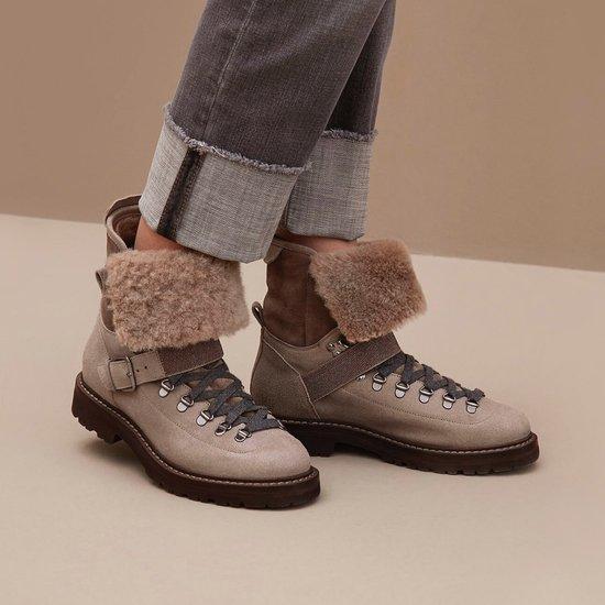 Обувь для морозных прогулок